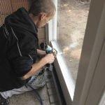 Glaszetters Winterswijk ruit afkitten