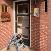 Glaszetters Winterswijk voordeur